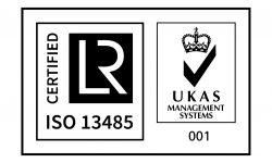 UKAS AND ISO 13485 - RGB